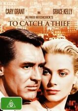 TO CATCH A THIEF (Cary GRANT Grace KELLY) THRILLER Film DVD (NEW SEALED) Reg 4