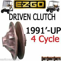 EZGO 1991-Up Golf Cart 4 Cycle Secondary Driven Clutch 26301-G01