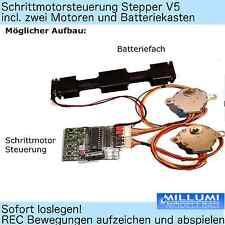 5V Micro Schrittmotorsteuerung Stepper V5, Bewegungsaufzeichnung TECHIN,OHNE PC