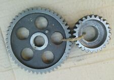Timing gears set for URAL motorcycle.(NEW)