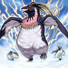 3X The Great Emperor Penguin GENF-EN037 / MINT / 1ST EDITION / YU-GI-OH