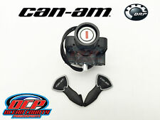 NEW GENUINE CAN-AM SPYDER GS 900 RS RT OEM IGNITION SWITCH WITH KEYS 710002971