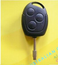 3 buttons remote key suit for FORD focus completed key with transponder chip