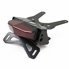 HONDA CRF 250 L M DRC EDGE 2 TAIL TIDY BRAKE STOP TAIL  LIGHT ENDURO MX RED LENS