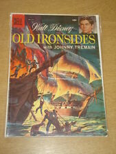 FOUR COLOR #874 VG (4.0) DELL COMICS OLD IRONSIDES JANUARY 1958