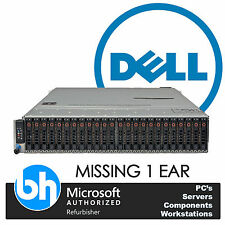 Dell PowerEdge C2100 6GBs iSCSI Twin Quad Core E5506 24GB RAM Megaraid SAS/SATA