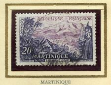 STAMP / TIMBRE FRANCE OBLITERE N° 1041 SITE TOURISTIQUE MONT PELE EN MARTINIQUE