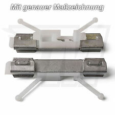 10x Verkleidung Befestigung Halterung für BMW | 49,2 x 9,3 mm