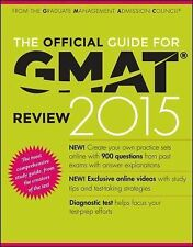 The Official Guide for GMAT Review 2015 with Online Question Bank and...
