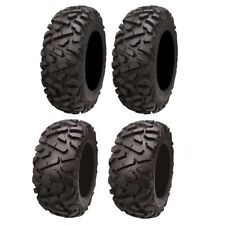 "Polaris Ranger RZR 800 900 570 700 500 Set of (4) 25"" Tires 25x10-12 / 25x8-12"