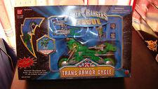 Power Rangers Green Trans-Armor Cycle RARE