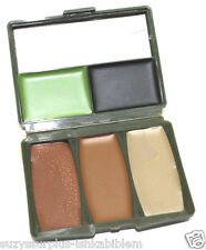Color digital forest camouflage face paint make up kit no glare each E8022