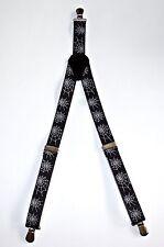HALLOWEEN Spinnennetz HOSENTRÄGER für Kinder Hosen Jeans STRETCH 2-6 Jahre °NEU°