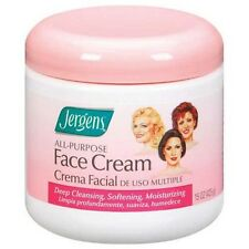 Jergens All Purpose Face Cream 15 oz Smoothe Skin Moisturizer Softening
