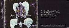"""JIMMY PAGE & ROBERT PLANT """"MOST HIGH"""" RARE PROMO CD SINGLE / LED ZEPPELIN"""