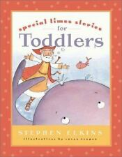 Special Times Stories for Toddlers [With CD]-ExLibrary