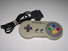 2 X Genuine Super Famicom Nintendo Controller Preloved Work Great on Aussie SNES