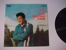 OLD Rock Roll Music Record ALBUM~ELVIS PRESLEY~Vintage 33rpm Vinyl LP 1970 MONO
