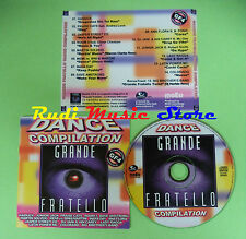 CD DANCE compilation GRANDE FRATELLO GF4 HAIDUCII ROOM5 SOLVEIG no lp mc (C4*)