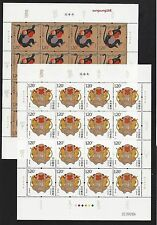 CHINA 2016 -1 猴  FULL Sheet China New Year Zodiac of Monkey Stamp