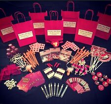 PERSONALISED HEN PARTY GIFT BAG AND FILLERS -CREATE YOUR OWN CHOOSE 5 ITEM