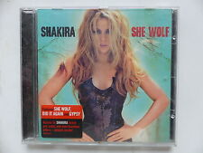CD Album SHAKIRA She wolf 88697381882