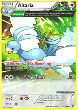 ARTICUNO 17/108 - XY ROARING SKIES POKEMON RARE CARD - NEW MINT