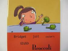 FANTASTIC FUNNY BRIDGET JUST COULDNT STAND BROCCOLI BIRTHDAY GREETING CARD