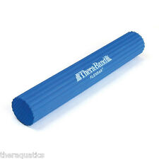 Thera-Band Flex Bar BLUE HEAVY Resistance Theraband Sports Grip PT REHAB 25 lbs