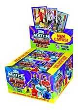 Topps Match Attax Extra Premier League 2015-16 Cards 50 Packs $64.95 (300 Cards)