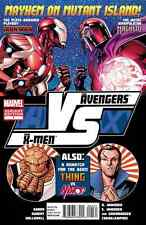 AVENGERS VS X-MEN AVX #1-6 COMPLETE SET NEAR MINT 2012 VARIANT SET 1st PRINTS