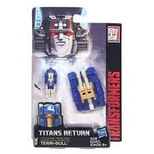 Transformers Generations Titans return Head Master Class Terri-Bull NEW