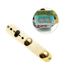 Or Loaded contrôle Prewired Plate Commutateur Pour Guitare Fender Telecaster
