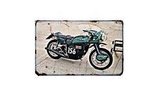 Ariel Arrow Motorbike A4 photo Retro Bike