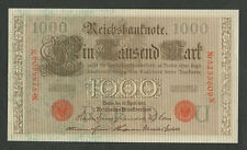 GERMANY - 1000 mark  1910 (1916-18)  Uncirculated  ( Banknotes )