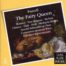 Purcell: Fairy Queen - Purcell/Bonney/Vienna Cm/Harno (2009, CD NIEUW)2 DISC SET