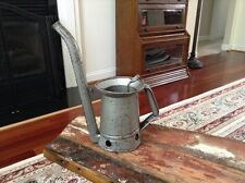 Vintage Huffman 1 Quart Articulating Oil Can Long Spout Working