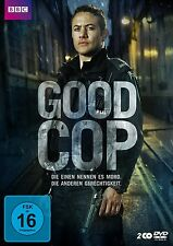WARREN/GRAHAM,STEPHEN/HAYES,KERRY BROWN - GOOD COP 2 Michael Angelis,  DVD NEU