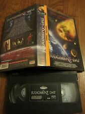 Judgment Day de John Terlesky, VHS Imatim, Action, RARE!!