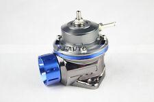 New Universal Adjustable Billet Aluminum Type Fv Turbo Blow Off Valve Bov Blue