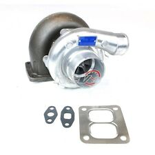 "T04 T04b turbo / 60 comp /1.12 trim / t4 flange /3"" v-band exhaust /twin scroll"