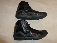 REEBOK HIGH TOP BLACK SHOES MEN'S SIZE 5 1/2