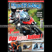 BOX'R MAG N°51 BMW R1200 GS LC RS 500 TYPE 256 R35 J-P GOY BOL D'OR CLASSIC 2013
