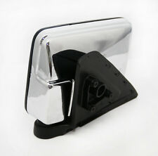 Door/Wing Mirror Chrome L/H N/S For Mitsubishi L200 K74 2.5TD (Upto  1997)