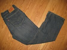 Mens Levis Jeans 505 36 x 30 / Fantastic Used Condition!