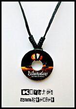 Collar Ajustable Unisex Para Todos Los Publicos Extremoduro Musica Rock Colgante