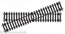 Hornby R614 Diamond Crossing LEFT Track (1pc)  (See listing for combined postage