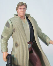 HAN SOLO on ENDOR Brown Pants~ Star Wars Power of The Force 1997~ Complete~ POTF