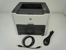 MINT HP Laserjet 1320 1320N Laser Printer With Six Month Warranty! Network & USB