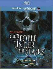 People Under The Stairs (1991) (Blu-ray+Digital HD Ultraviolet) (New)